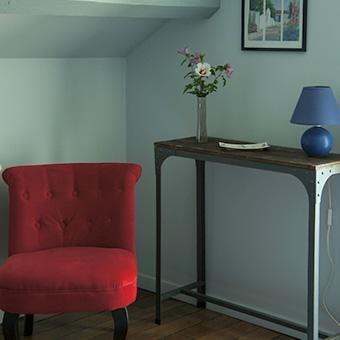 Chambres d'hôtes - Les Campanules©