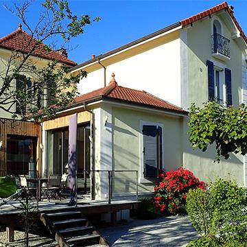 Contactez la maison d'hôtes les campanules - Aix-les-Bains